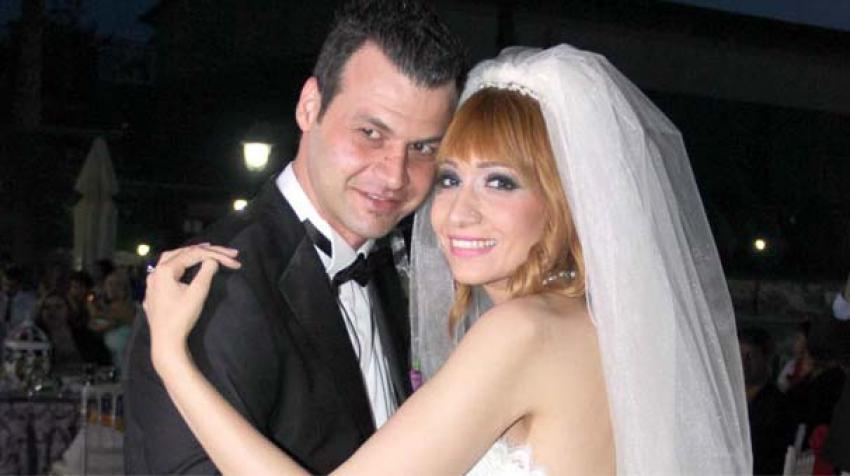Kanseri yendi sevdiği adamla evlendi