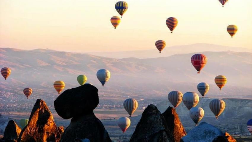 Balon turizminden elde edilen gelir düştü