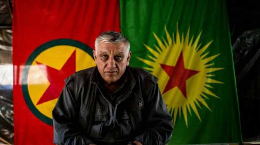 Kandil'den Öcalan'a rest