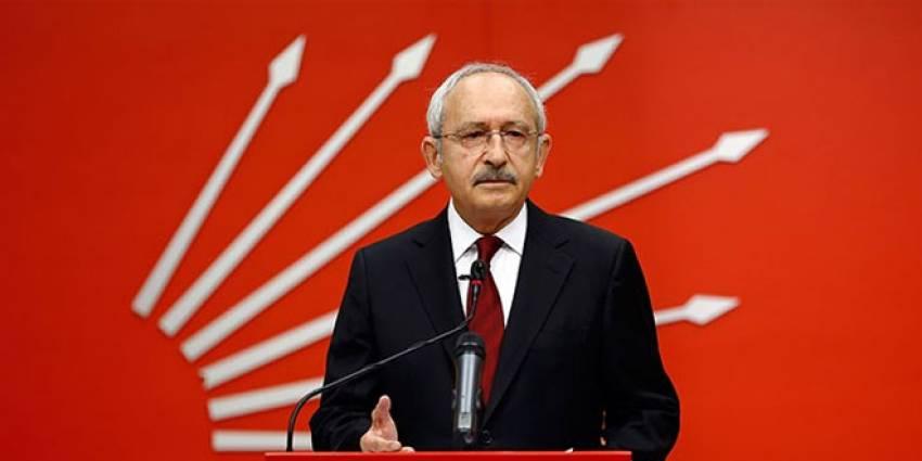 """Kılıçdaroğlu: """"Binali Bey'e yardım edeceğiz"""""""