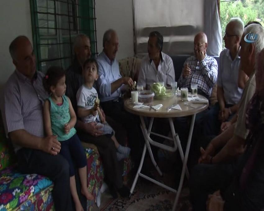 Kılıçdaroğlu, 27 gün sonra Ankara'da