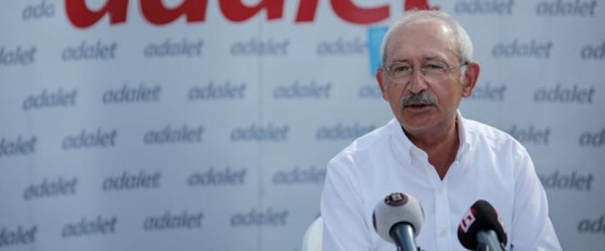 Kılıçdaroğlu Enis Berberoğlu'nu ziyaret ediyor