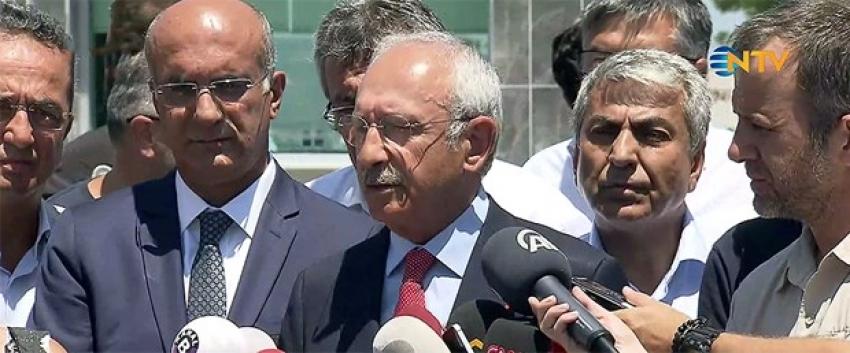 Kılıçdaroğlu, cezaevindeki Enis Berberoğlu'nu ziyaret etti