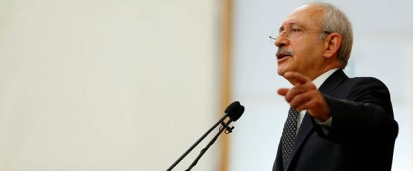 """Kılıçdaroğlu: """"En büyük endişem..."""""""