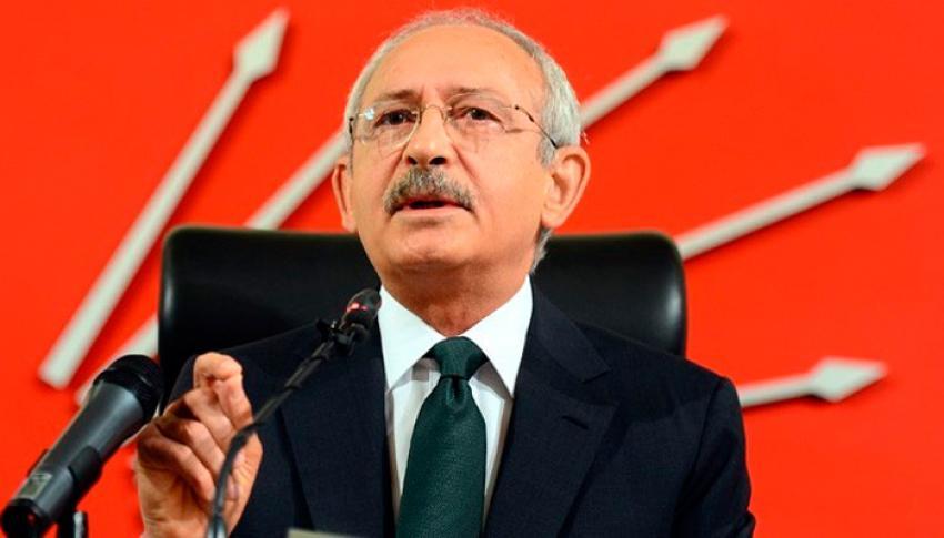 Kılıçdaroğlu isyan etti