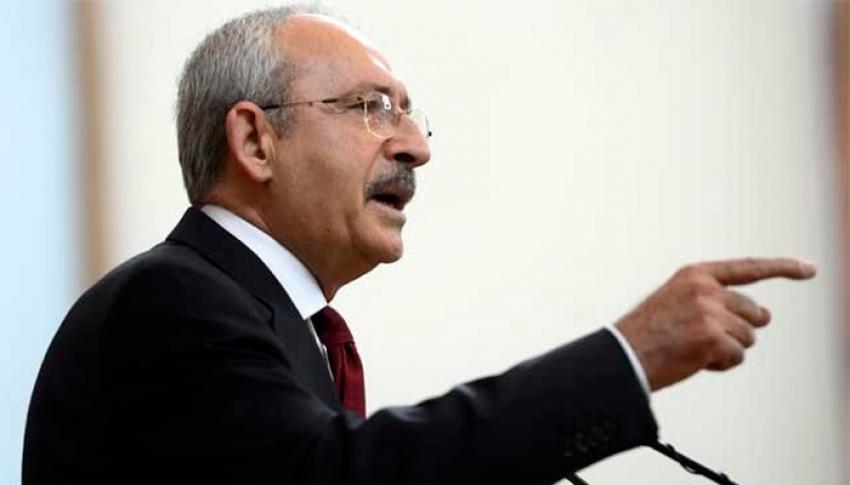"""Kılıçdaroğlu, hükümeteseslendi: '""""Ne yaptım ben size?"""""""