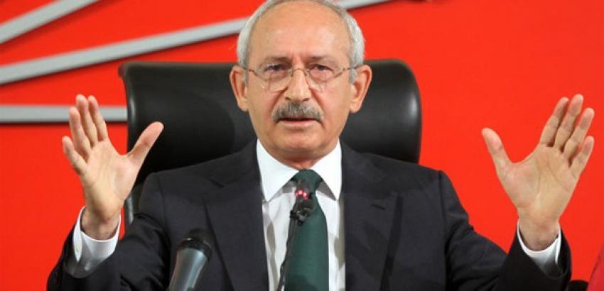 Kılıçdaroğlu istifa etti! Araya kimler girdi?