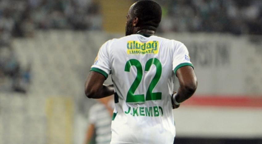 """Kembo """"Bursaspor'a üç yıl önce gelebilirdim"""""""