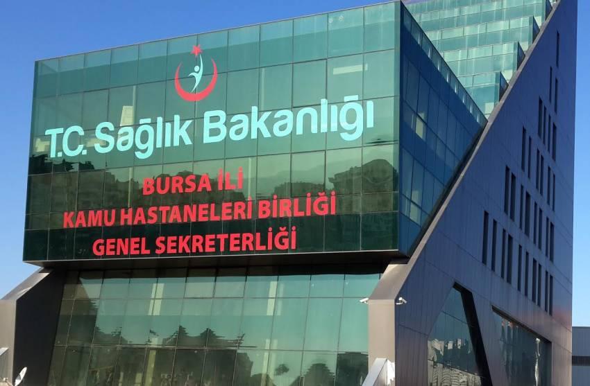Bursa'da hastalar acile gidiyor