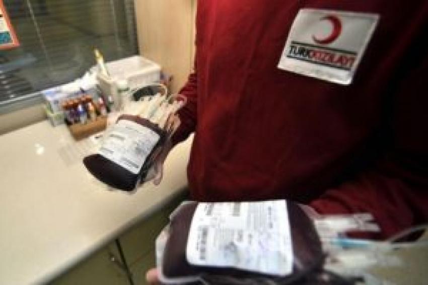 Türk Kızılayı'ndan kan bağışı çağrısı