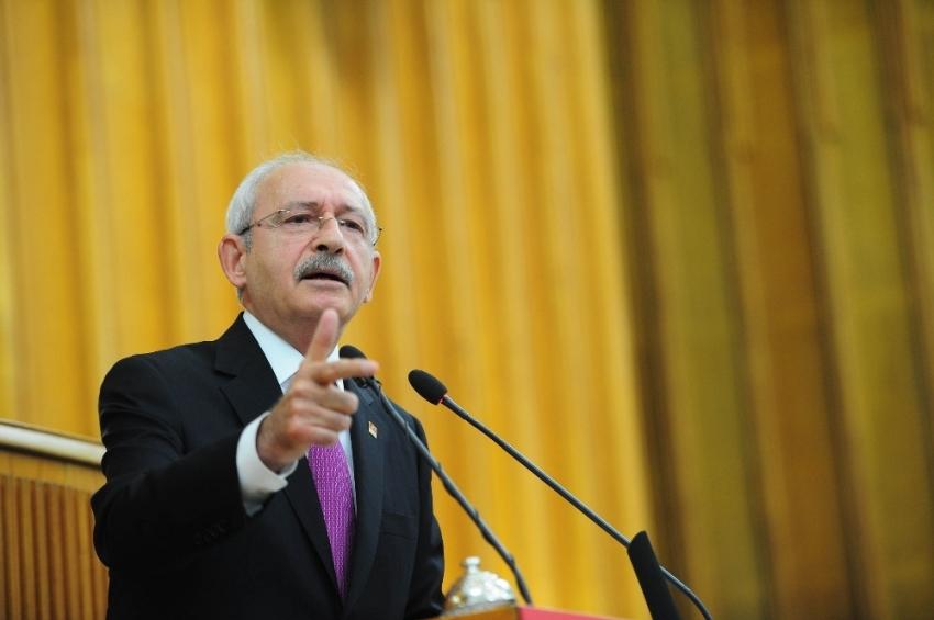 Kılıçdaroğlu, erken seçim çağrısını yineledi