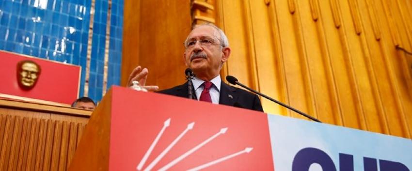 """Kılıçdaroğlu: """"80 milyonun Cumhurbaşkanı olamaz"""""""