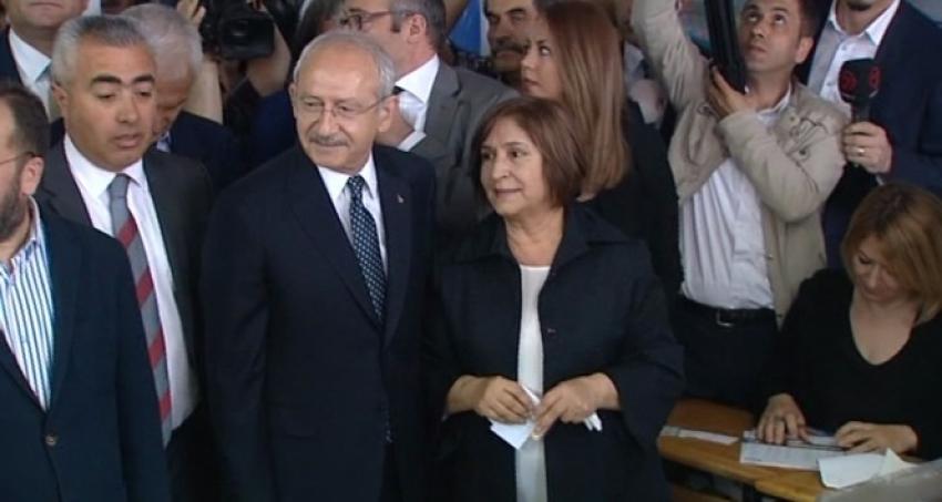 Kılıçdaroğlu oyunu Ankara'da kullandı