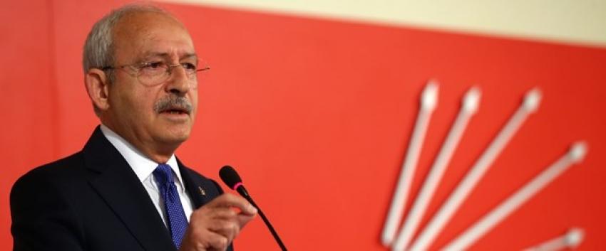 """Kılıçdaroğlu: """"Atatürk'e hakaret edenlere insan demeyeceğim"""""""