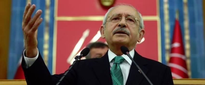 """Kılıçdaroğlu: """"Başbakan'a yakıştıramadım"""""""