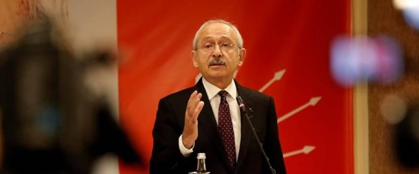 """Kılıçdaroğlu: """"Bu oyuna kimse gelmemeli"""""""