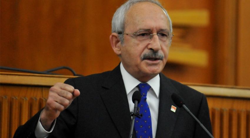 """Kılıçdaroğlu: """"Sonu felaket olur"""""""