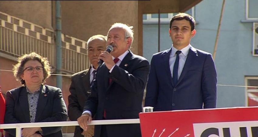 Kılıçdaroğlu 'güzel Türkiye' sözü verdi