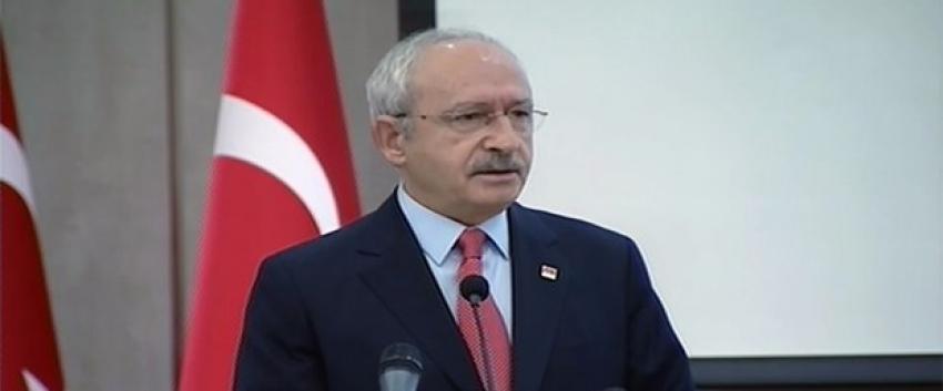 """Kılıçdaroğlu: """"İhanetin katmerlisi yapılıyor"""""""