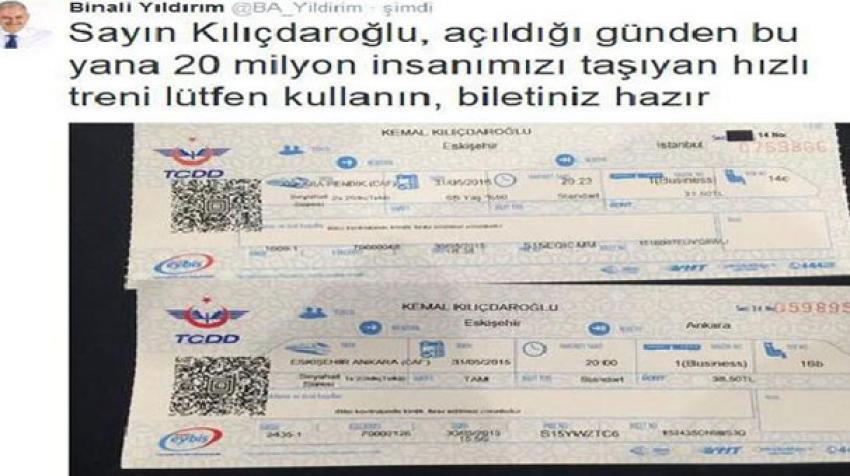 AK Partili vekilden Kılıçdaroğlu'na ilginç jest!