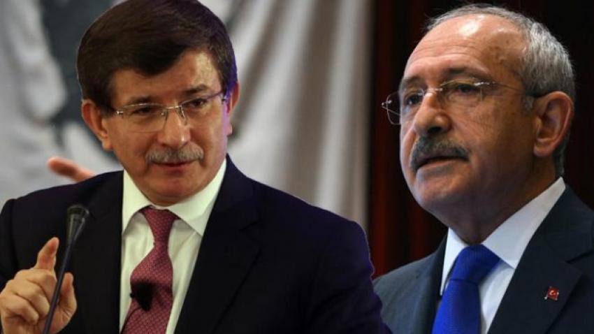 Başbakan Davutoğlu, Kılıçdaroğlu ile görüşecek