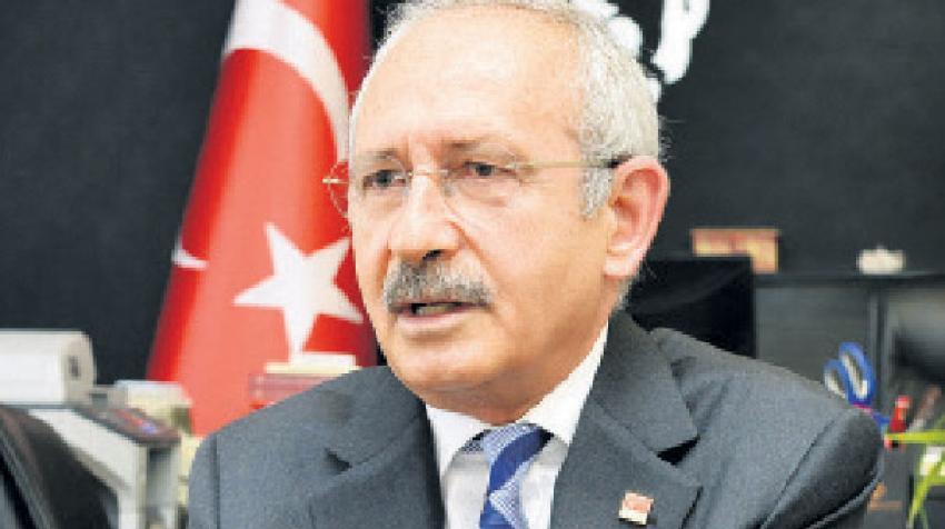 Kılıçdaroğlu'nun iki önceliği