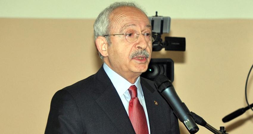 Kılıçdaroğlu: 'Parti devleti kurmak istiyorlar'