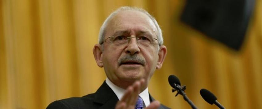"""Kılıçdaroğlu: """"Referandum anayasaya göre yapılmadı"""""""