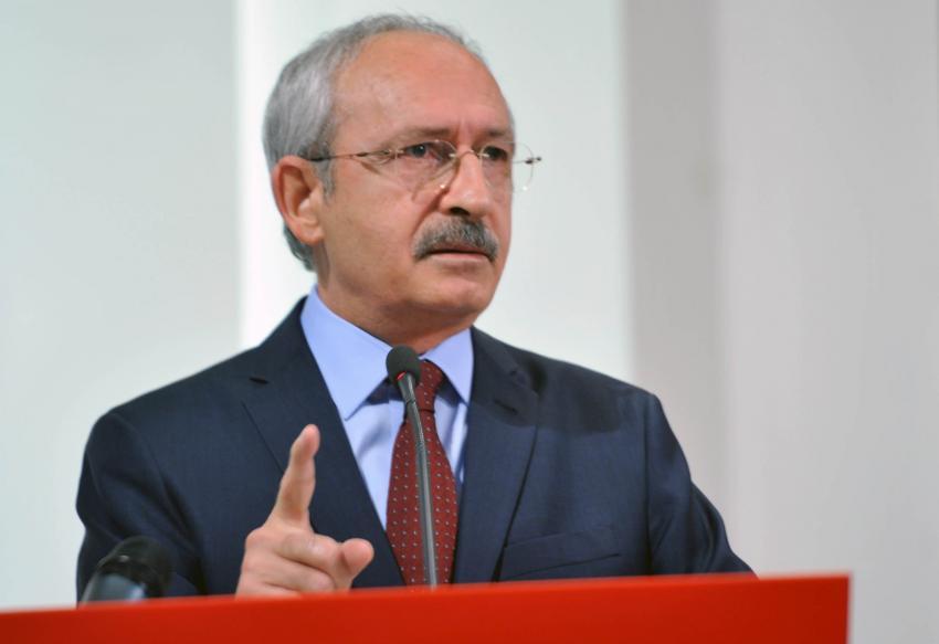 CHP'de Kılıçdaroğlu'na tam yetki