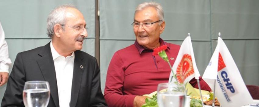 Kılıçdaroğlu ve Baykal yemin töreni öncesi görüşecek