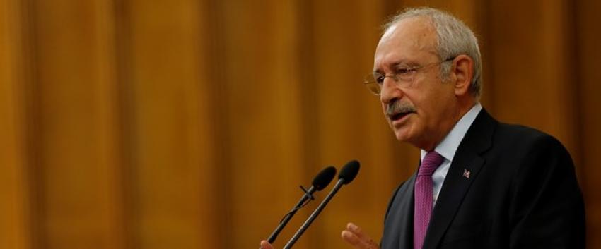 """Kılıçdaroğlu:""""Asgari ücreti de dolara endeksleyin"""""""