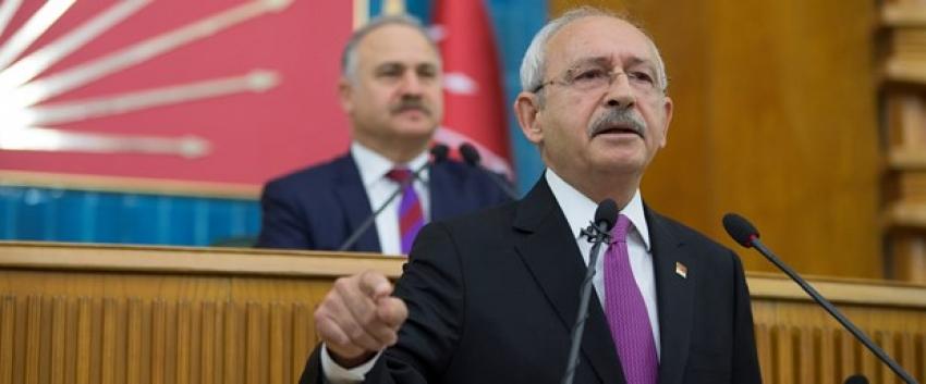 """Kılıçdaroğlu:""""Bakan değişince sınav sistemi de değişiyor"""""""