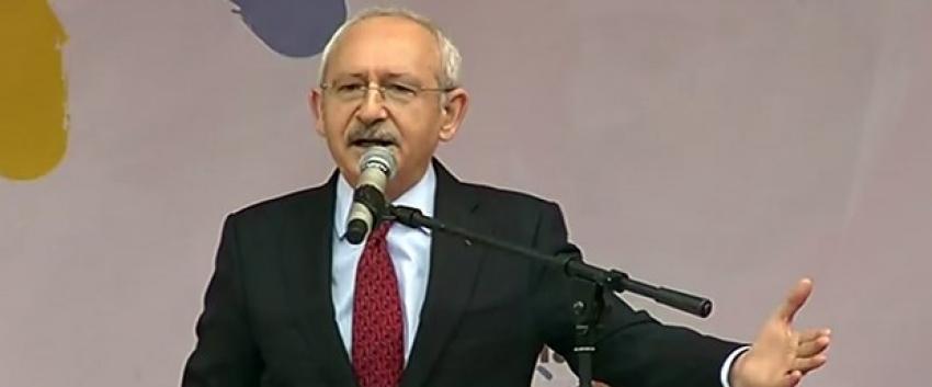 """Kılıçdaroğlu:""""Bumilletvekilleri ne iş yapacak?"""""""