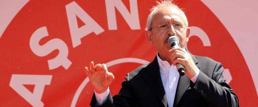 Kılıçdaroğlu'dan işsizliğe çözüm sözü