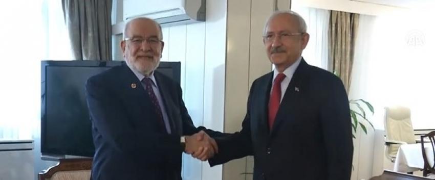 Kılıçdaroğlu'dan 'ortak aday' sorusuna yanıt