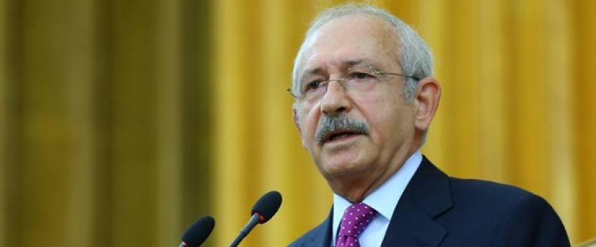 Kılıçdaroğlu:Meclis mezara, demokrasi tarihe gömülecek