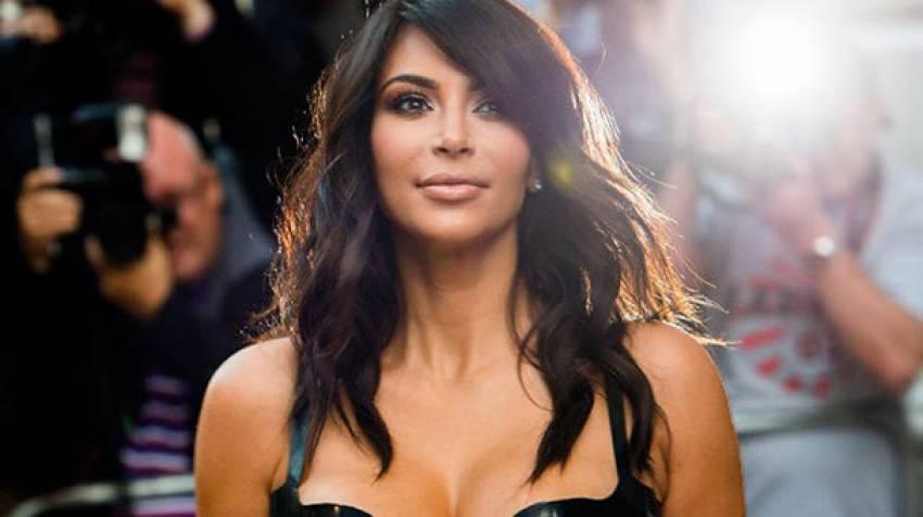 Kim Kardashian'ın şoförü soyguncu çıktı!
