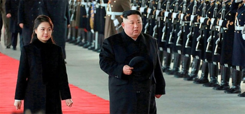 Kim Jong-Un'un sağlık durumu ile ilgili dikkat çeken detay!