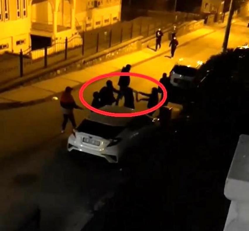 Bursa'da yasak dinlemediler kavga ettiler