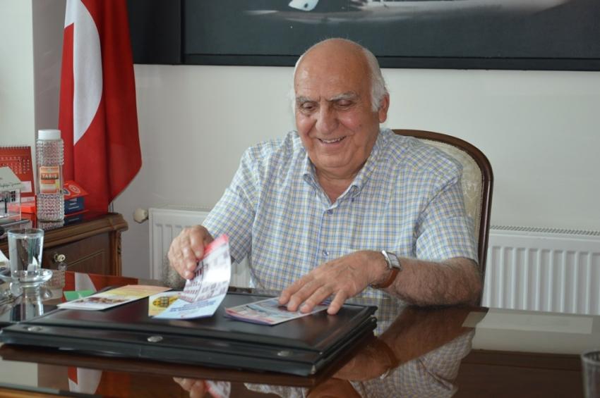 Bursa'da Kızılay'dan dikkat çeken yatırımlar