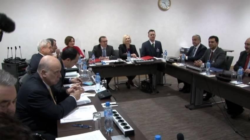 Uluslararası Kıbrıs Konferansı yarın