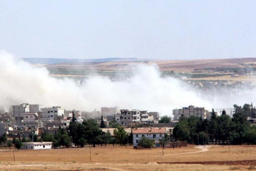 Kobani'de son durum! Ölü sayısı 150 çıktı
