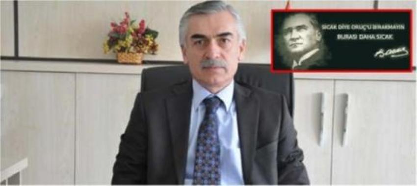 Bursa'da şoke eden paylaşım!