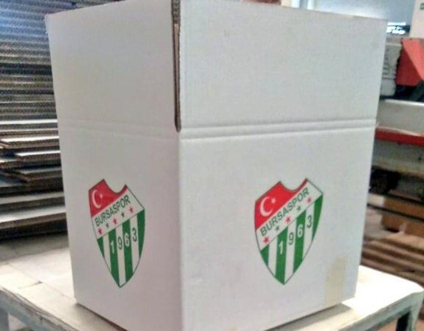 Bursaspor Kurbanlık et dağıtacak