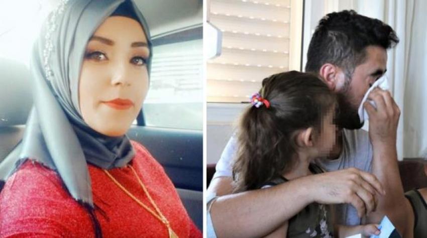 İki çocuk annesi kadın sırra kadem bastı
