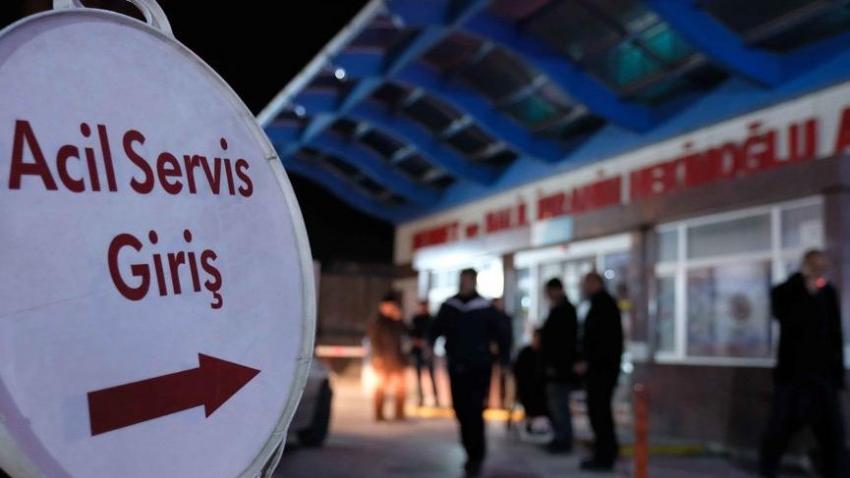 Çinli kadın Konya'da Corona virüsü nedeniyle karantinaya alındı