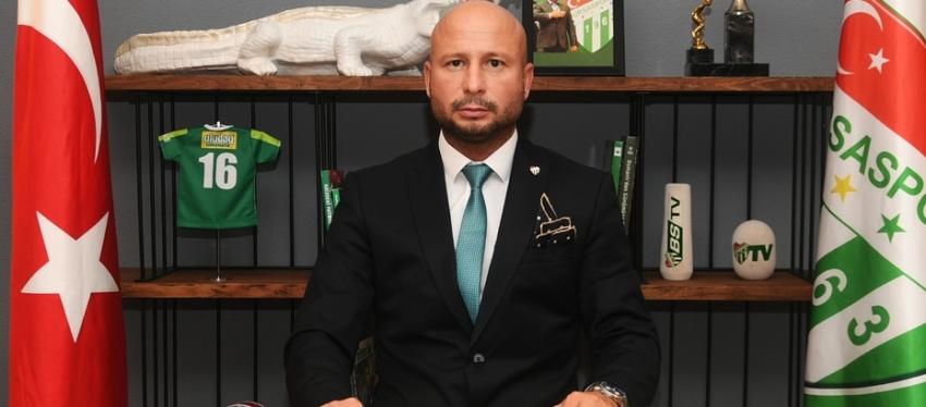 Bursaspor Koray Hocayı açıkladı