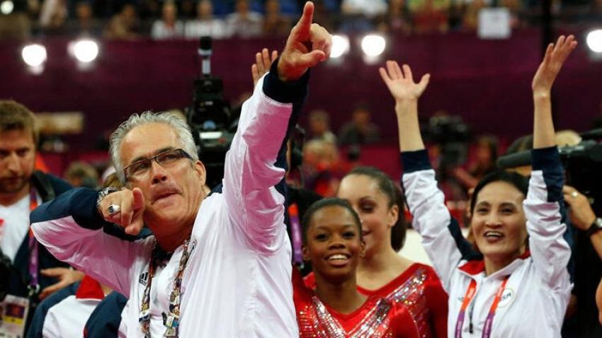 Olimpiyat antrenörü cinsel taciz!