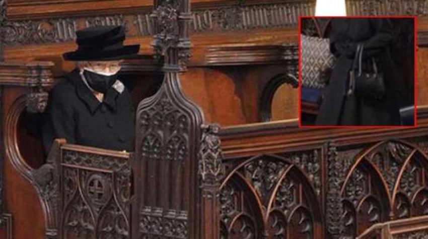 Kraliçe Elizabeth'in elinden bir an olsun düşürmediği çantanın sırrı çözüldü