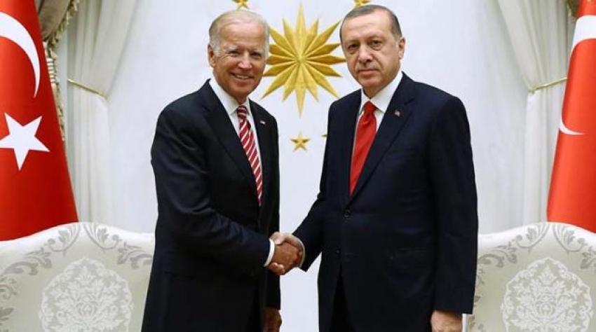 Erdoğan ve Biden saat 18.00'de görüşecek